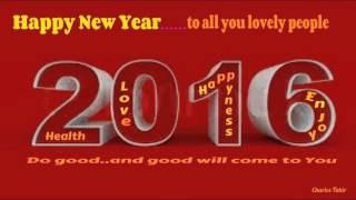 Happy New Year        Bb Tenor sax  Player