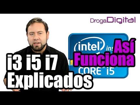 Tipos de Procesadores Intel ASI FUNCIONA