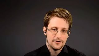 Edward Snowden at the MIT Media Lab