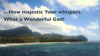Wonderful Maker by Jeremy Camp (with Lyrics)