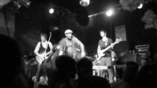 Aaron Nazrul & The Boom Booms - LIVE ( Les 3 Minots) - Montreal, QC - July 4, 2009