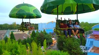 Toy Soldiers Parachute Drop Ride - Toy Story Land - Walt Disney Studios Park