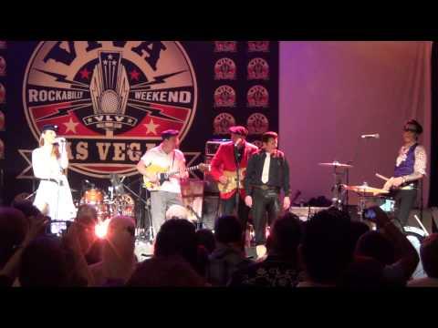 Tribute to Gene Vincent's Blue Caps w/Graham Fenton - 2013 (Full Set)