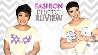 Rupaul's Drag Race Fashion Photo Ruview Episode 7 RuPaul s Drag Race Fashion