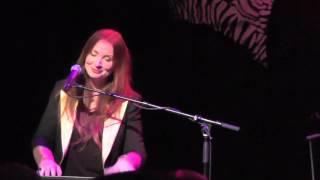 """Judith Owen - In The Summertime - Live At """"Le Zèbre de Belleville"""" Paris (France), October 28, 2015"""