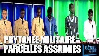 Génies en herbes : Match préliminaire : Le Prytanée Militaire de Saint-Louis VS Lycée Parcelles Assainies