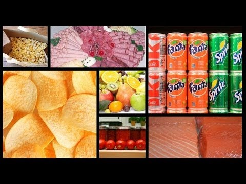 Video Top 10 Cancer Causing Foods You Eat Every Day