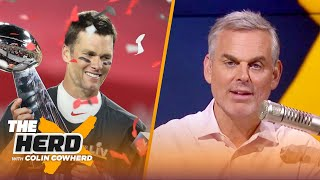 Miami missed out on Tom Brady, Aaron Rodgers is a little petty — Colin | THE HERD