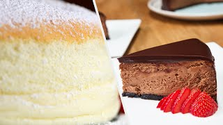 5 Delightful Cheesecake Recipes To Try Tonight • Tasty