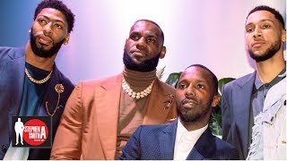 LeBron's growing influence is irritating NBA owners & executives | Stephen A. Smith Show