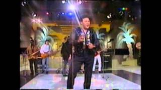 Chubby Checker en Argentina 'The Twist'/'Let's Twist Again'