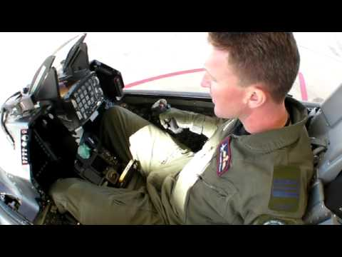 Super car video Test pilot Major Desmond Brophy Canadian Air..
