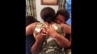 preview picture of video 'Milika Surprises Family in Fiji Dec 2013'