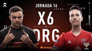 x6tence VS Dragons E.C. | Jornada 16 | Temporada 2018/2019