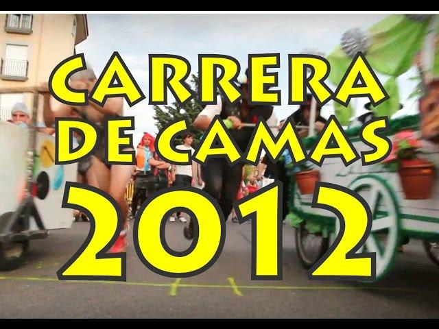 CARRERA DE CAMAS 2012 Vídeo oficial HD - Santa María del Páramo