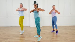 30 Minute Low Impact Dance Grooves Workout