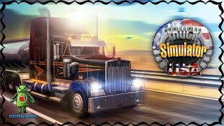 Truck Simulator USA Android / iOS Gameplay Video