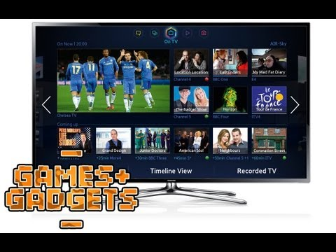 New Samsung Smart TV Range | SBTV Games & Gadgets