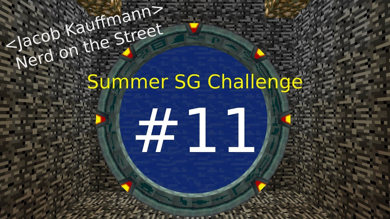 Episode 11 - Summer SG Challenge