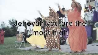 African Praise Medley Instrumental with lyrics