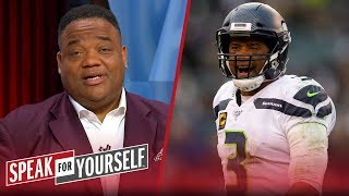 Whitlock & Wiley disagree on Seahawks being the best team in NFC   NFL   SPEAK FOR YOURSELF