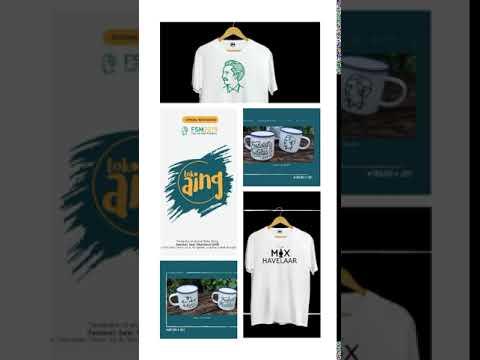 @toko.aing Official Merchandise FSM 2019