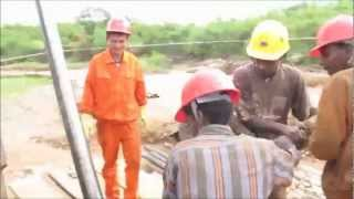 Investment in Tigrai, Gold mining