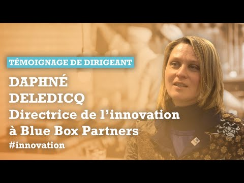 BLUEXBOX PARTNERS – Daphné Deledicq, directrice de l'innovation
