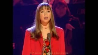 "Charlotte Church: ""Amazing Grace"" (1998). Lyrics & subtitles."