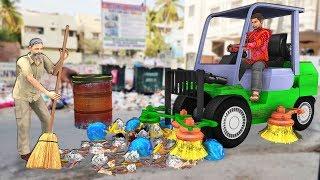 कचरा गादी वाला Sweeper Truck Village Comedy हिंदी कहानिय Hindi Kahaniya  hindi kahani comedy stories