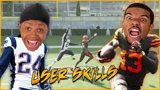 Odell Beckham Jr. vs Stephon Gilmore! CRAZY Ending! (Madden 20 User Skills Challenge Ep.5)