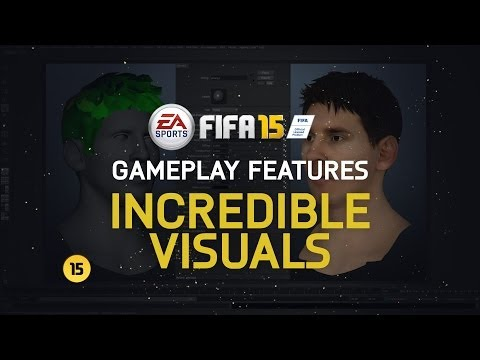 FIFA 15 Origin Key GLOBAL - video trailer