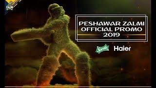 Peshawar Zalmi Official Promo 2019
