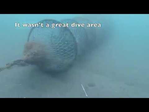 Spearfishing - Eel Fyke Net UK