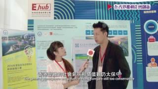 《世界青年創業論壇2016》Alvin Yip 葉長安 - 創新應考慮人與人、社會、環境的關係