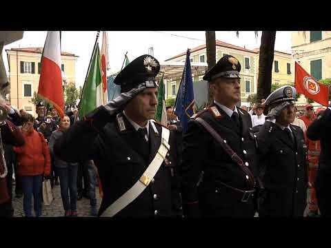 CELEBRAZIONI PER IL XXV APRILE A DIANO MARINA E BORDIGHER