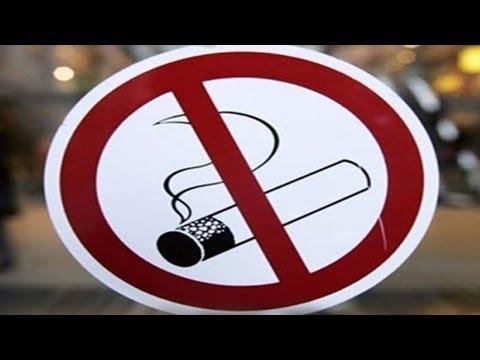 Новый закон о запрете курения. Утро с Губернией. GuberniaTV