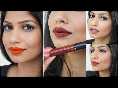 Long Lasting Liquid Lipstick by ofra #4