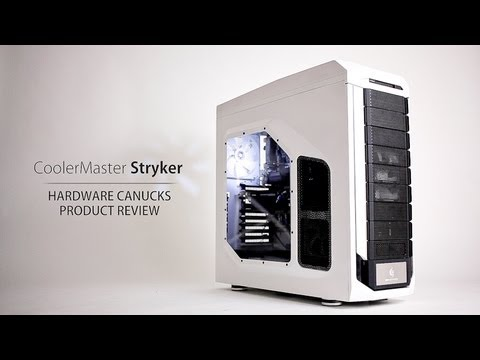 Cooler Master Storm Stryker Case Review