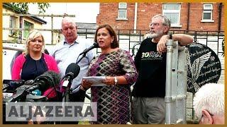 ☘️ Northern Ireland Rally: Attempt to calm republican violence | Al Jazeera English