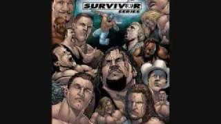 WWE Survivor Series 2004 Theme Song-Ugly by The Exies