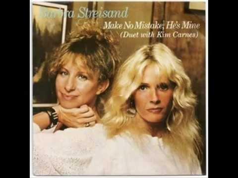 Make No Mistake He's Mine Lyrics – Barbra Streisand