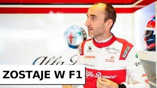 Kubica zostaje w F1, ale ze znakami zapytania. Perez w RB! Rewolucja w Williamsie || Ósmy bieg #101