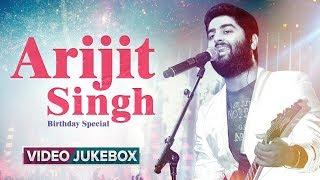 Best Of Arijit Singh | Romantic Bollywood Songs | Happy Birthday Arijit Singh | Eros Now
