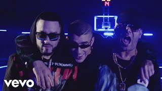 Wisin & Yandel, Bad Bunny   Dame Algo (Official Video)