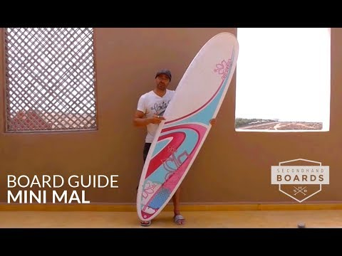 Surfboard Guide – Minimal