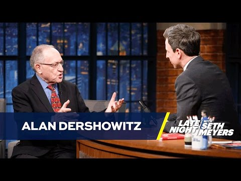 Alan Dershowitz Predicted Trump Would Win