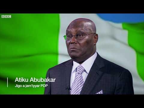 Abin da ya sa na raba gari da Buhari – Atiku Abubakar