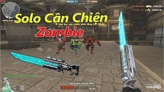 Cận Chiến Đặc Biệt Raging-Bull VIP Solo Cận Chiến Zombie - Rùa Ngáo