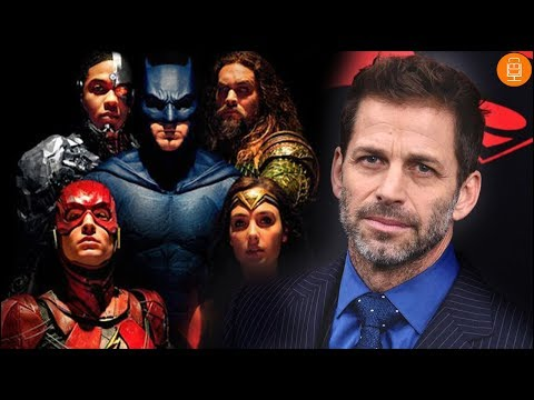 DC President says Zack Snyder's Vision was NOT Theirs